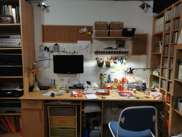 magikemani laboratorio Da filo di metallo a splendidi gioielli